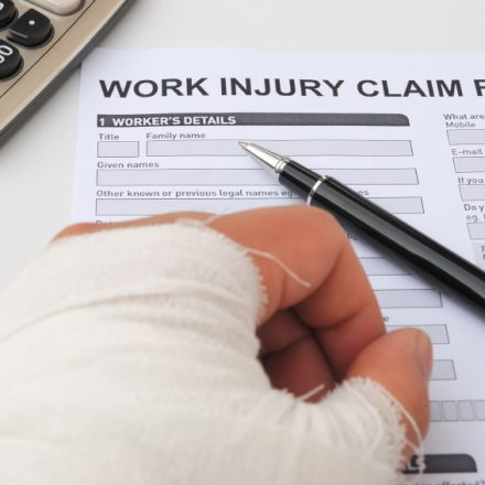 Seeking Much Needed Compensation after an Accident at Work