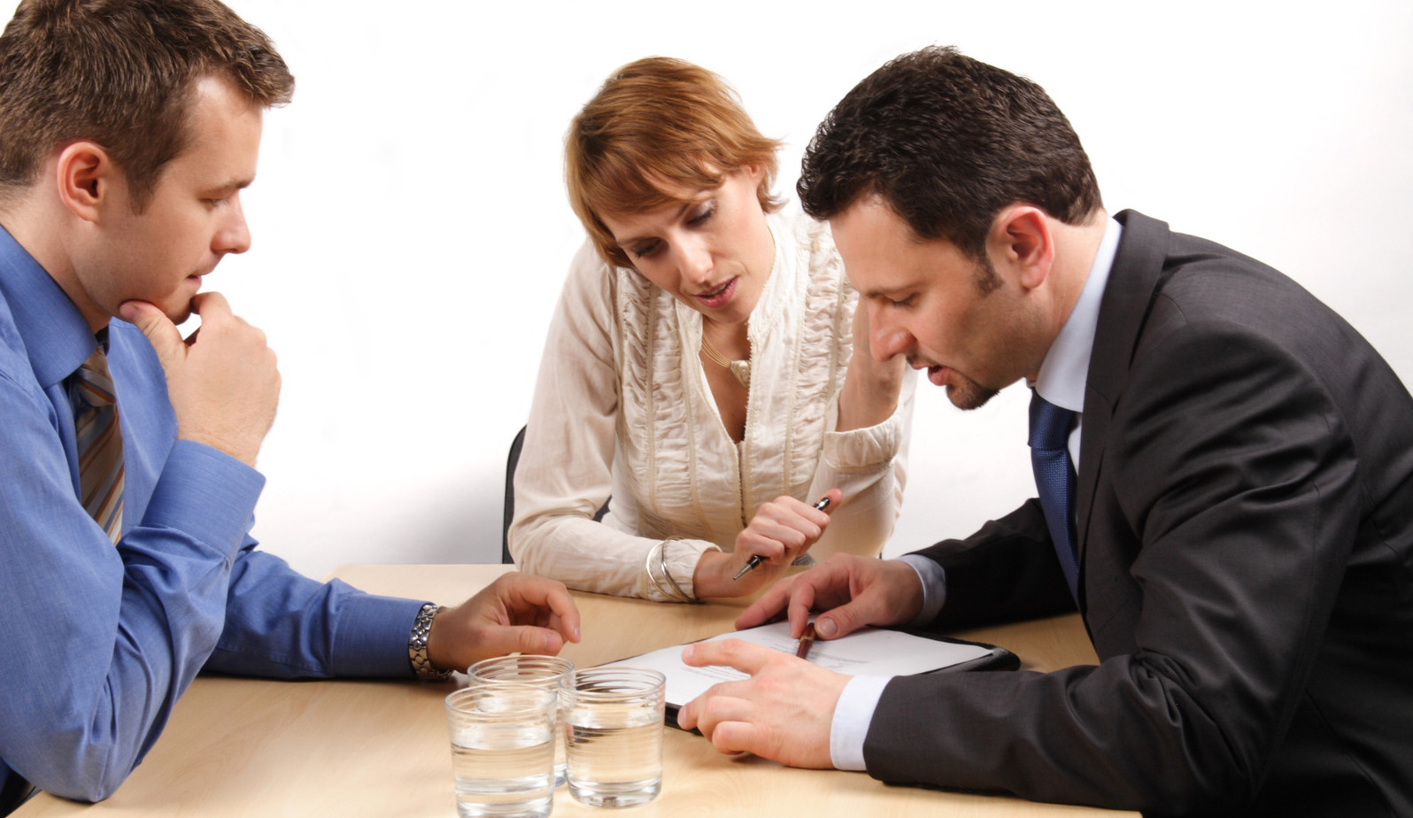 Are You Squabbling with Your Ex-Husband?