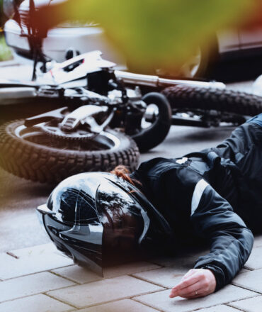 How to Prove Fault in Motorcycle Accident Personal Injury Case in Floyd County?