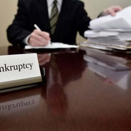 Who Can See Your Bankruptcy Information?